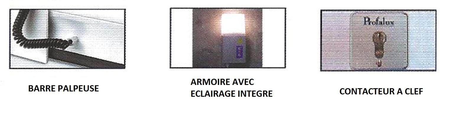 Avenir Fenêtres - Barre de sécurité porte de garage